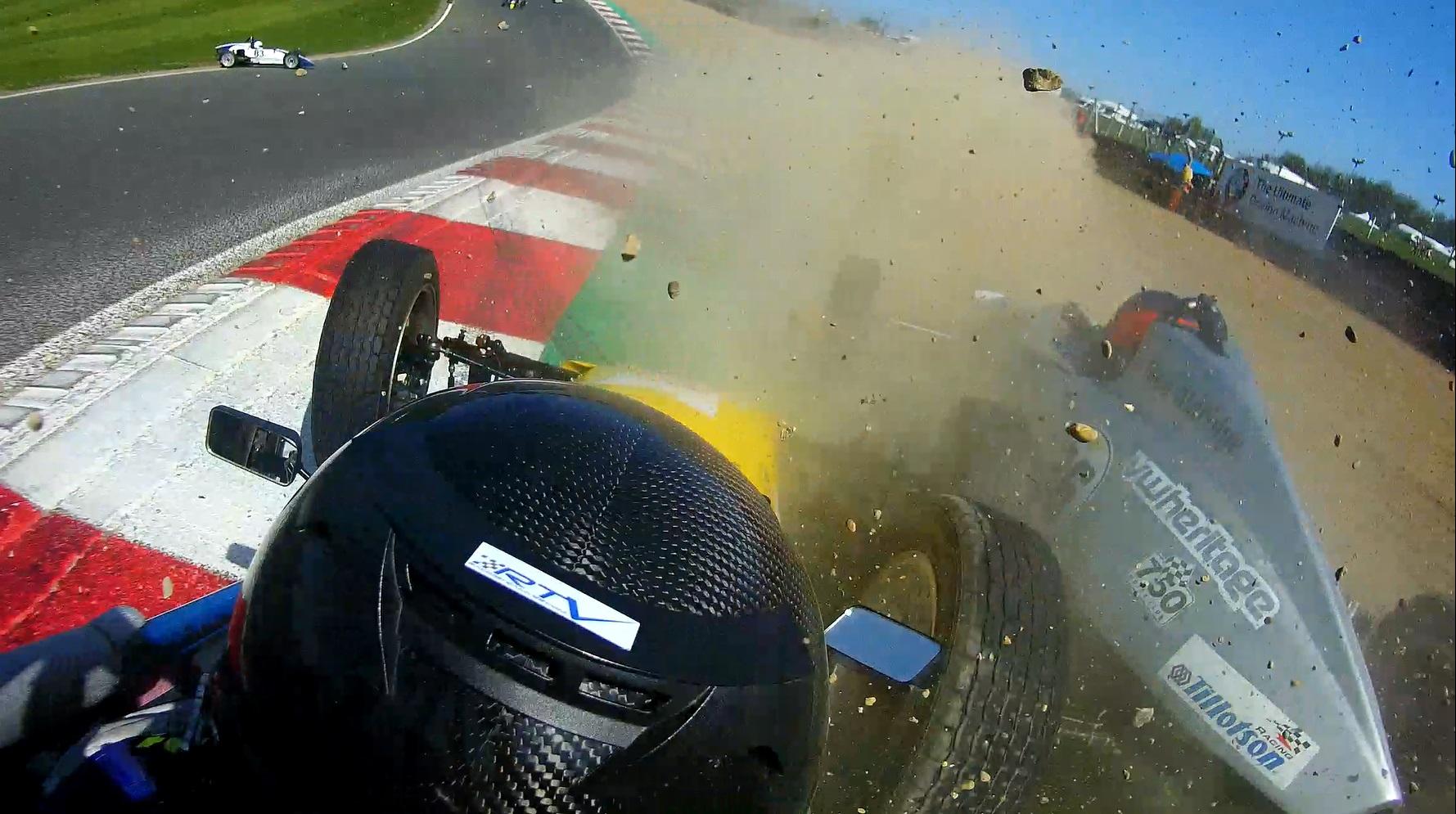 crash c