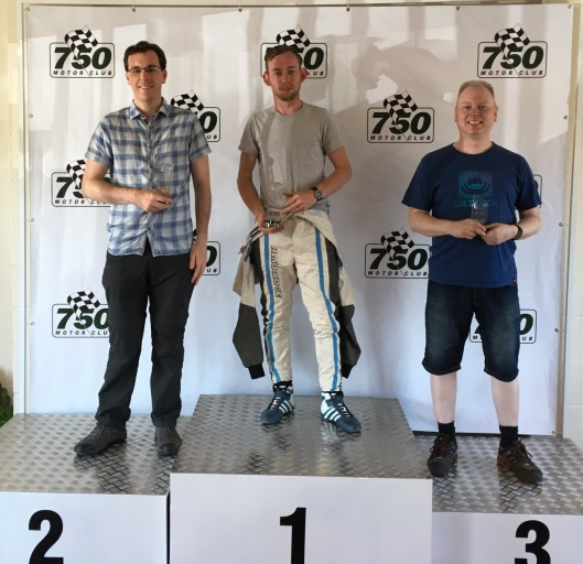 Croft Podium 2018