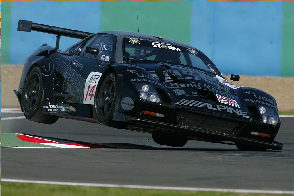 rc Lister Storm GT1