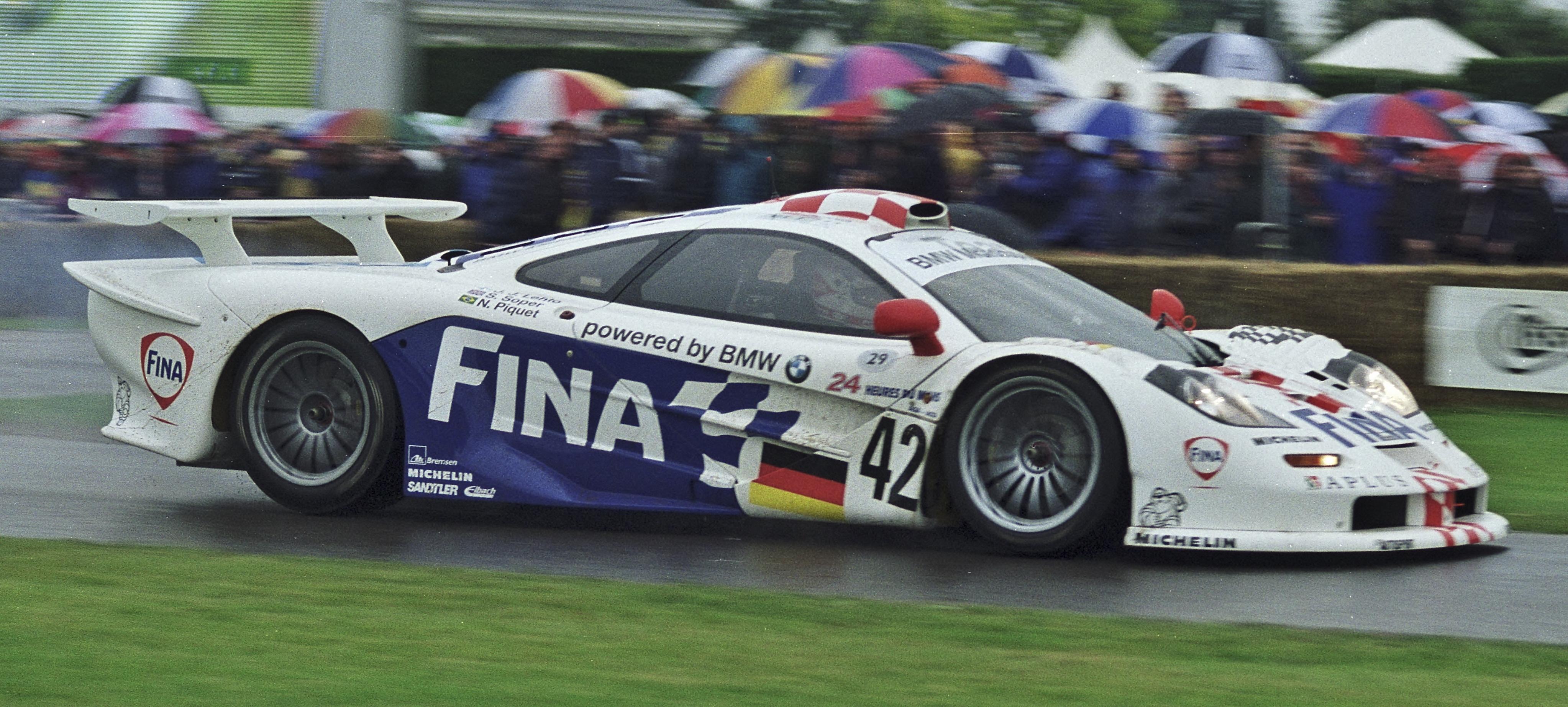 rc McLaren F1 GTR